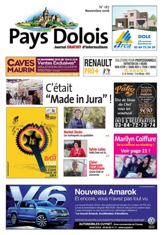 Pays Dolois 187 by PAOH - issuu d4440dfaae25