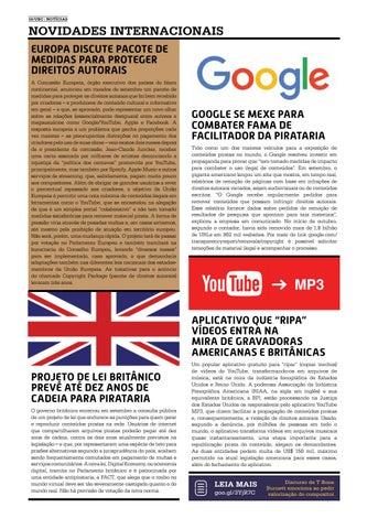 Page 10 of Novidades Internacionais