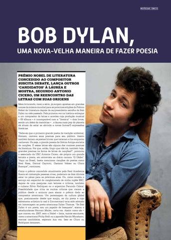 Page 11 of BOB DYLAN, UMA NOVA-VELHA MANEIRA DE FAZER POESIA