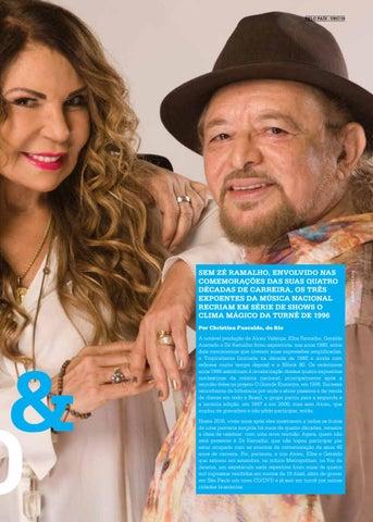 Page 19 of 20 ANOS DEPOIS, UM NOVO E 'GRANDE ENCONTRO' ENTRE ALCEU, ELBA E GERALDO