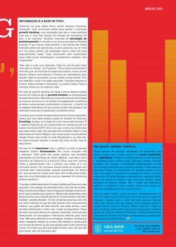 Page 9 of Marketing Digital, o novo hit da m\u00FAsica