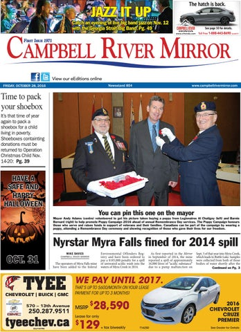 22bf285b3bd9ee Campbell River Mirror