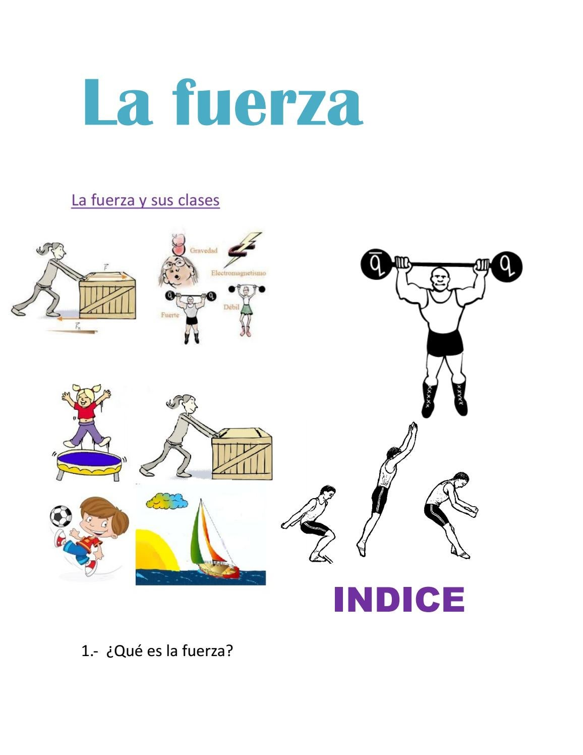 La fuerza by diana - Issuu