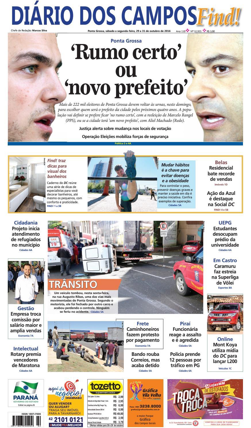 Ed32955 by Diário dos Campos - issuu df27a2adb2481
