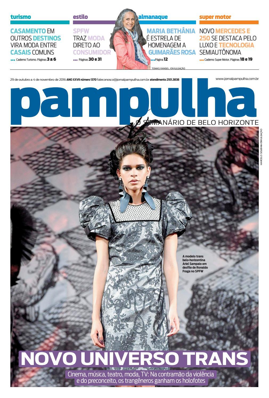 Pampulha, sábado - 29 10 2016 by Tecnologia Sempre Editora - issuu 83d83b1a52