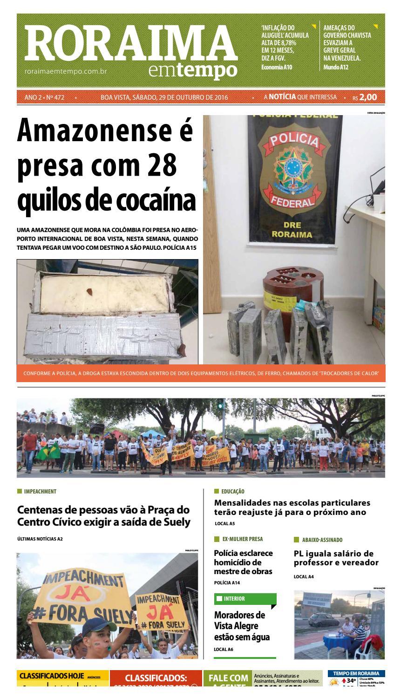 0a920ff11 Jornal roraima em tempo – edição 472 – período de visualização gratuito by  RoraimaEmTempo - issuu