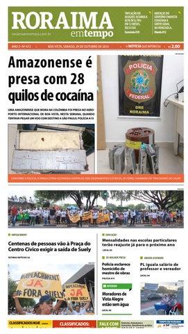 e569402cb5665 Jornal roraima em tempo – edição 472 – período de visualização  gratuito