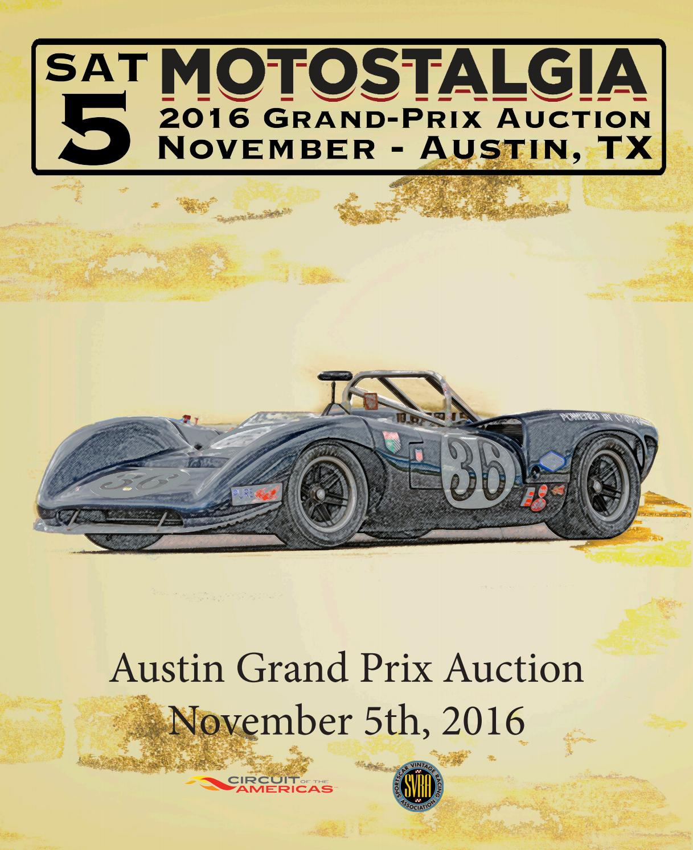 Tiny House Prix M2 motostalgia catalog austin grand prix auction 2016