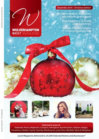 Wolverhampton West Magazine November Christmas Edition By - Excel invoice template for mac rocco's online store