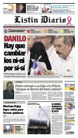 LD 30102016 by Listín Diario - issuu 12545094aa3