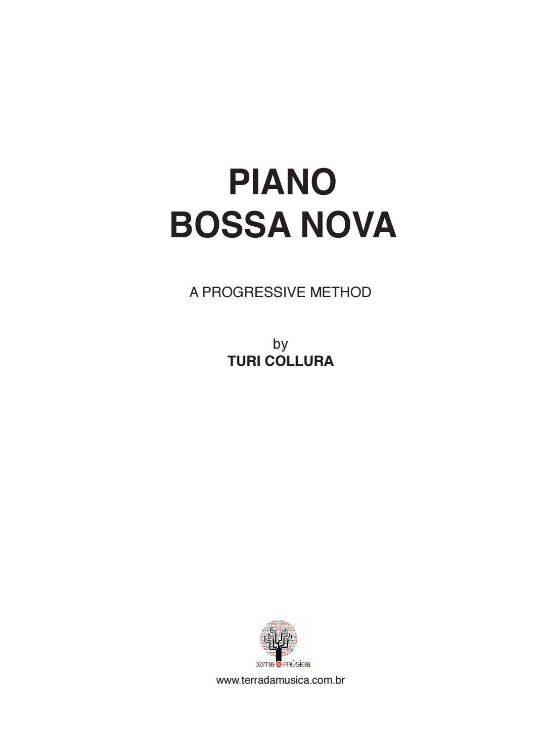 Piano bossa nova progressive method by turi collura issuu biocorpaavc Choice Image