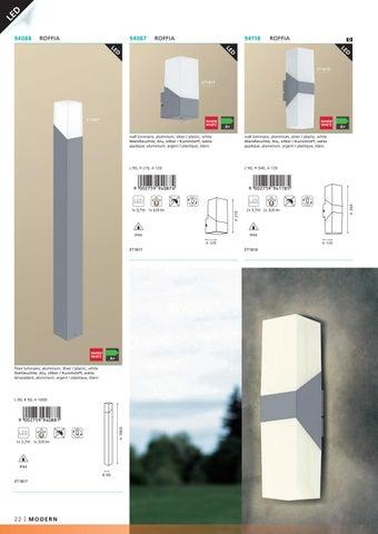 Eglo Outdoor Lighting 2017 By Ideias