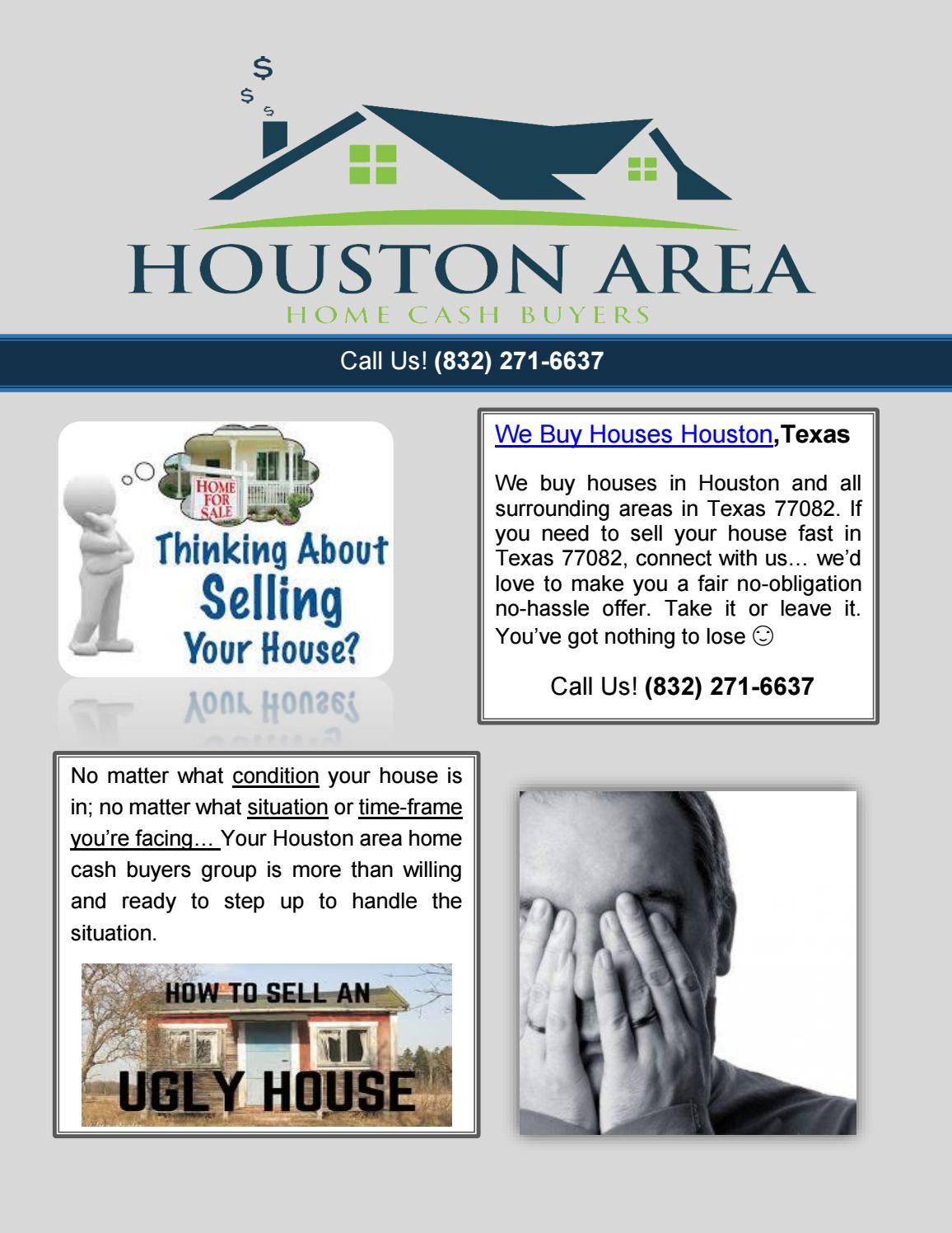 Sell Unwanted House in Houston - Zane Gifford by ZaneGifford - issuu