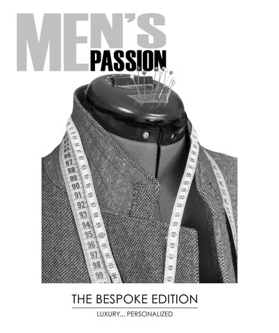 d6fde0884 Men s passion  81 november 2016 by Men s Passion Magazine - issuu