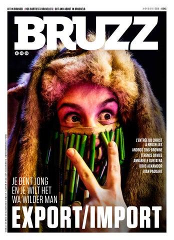 Bruzz Out Editie 1555 By Bruzz Be Issuu