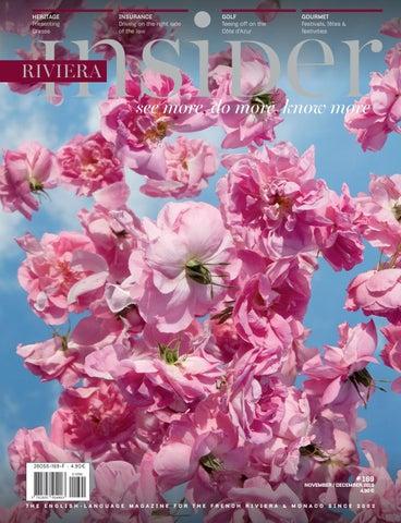 Riviera Insider November December 2016 By Riviera Press Issuu