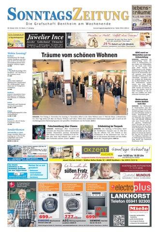 Sonntagszeitung 30 10 2016 By Sonntagszeitung Issuu