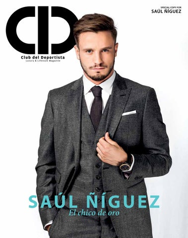 Saúl Ñíguez by Club del Deportista - issuu