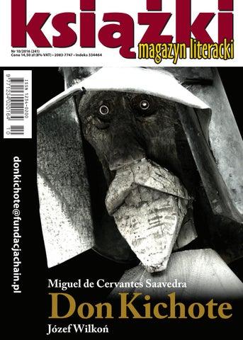 e15ead6a3f22f MLK 10 2016 by Biblioteka Analiz Magazyn Literacki KSIĄŻKI - issuu