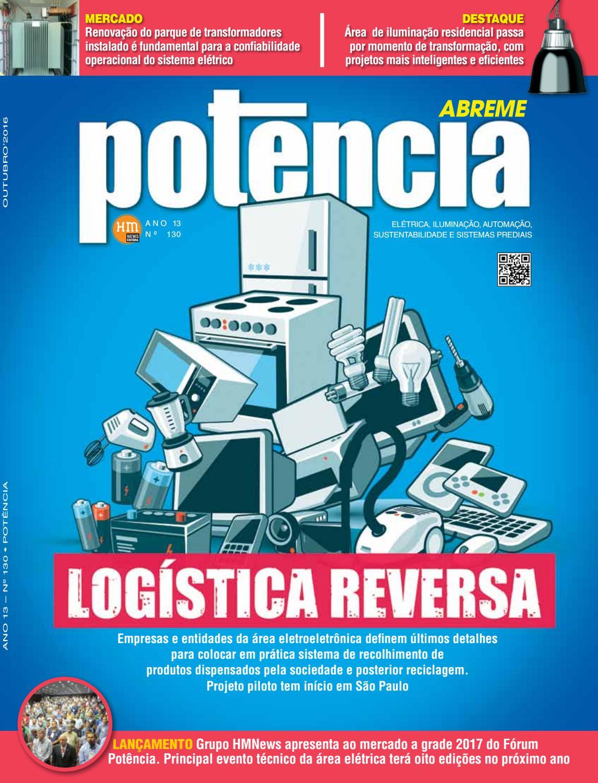 Revista Potncia Edio 125 Maio De 2016 By Issuu Cable Wiring Standards Besides Tudo Conectado Truques E Dicas Rj45 130 Da Outubro