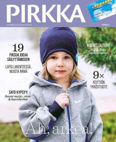 PIRKKA 8 2015 by Ruokakesko - issuu 8e4fa4cd63