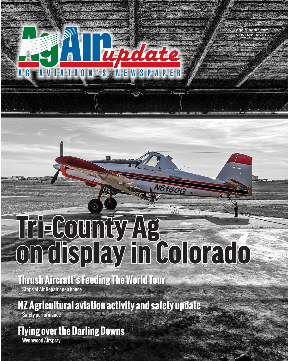 Novmeber 2016 Us Edition In English By Agair Update Issuu Connecting 781 To Remote Start With Onboard Relays Gm Transponder Pk3