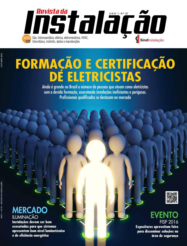 Edição 07 da Revista da Instalação - outubro de 2016 by Revista Potência -  issuu eca42bfceb