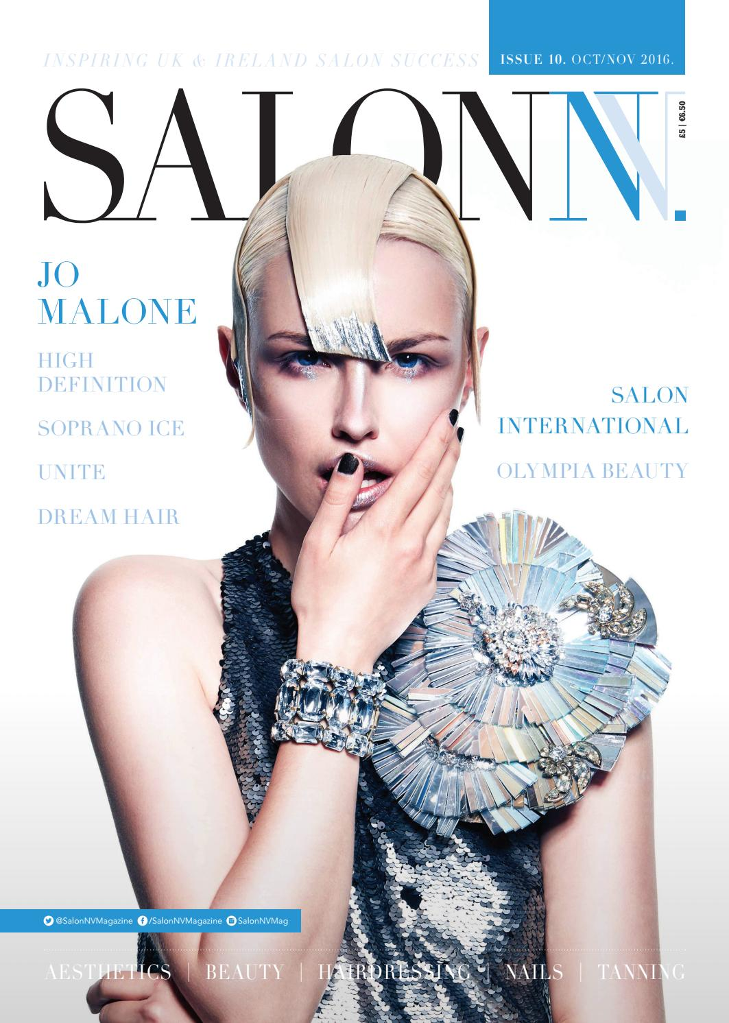 SalonNV Issue 10 by Gallus Media - issuu
