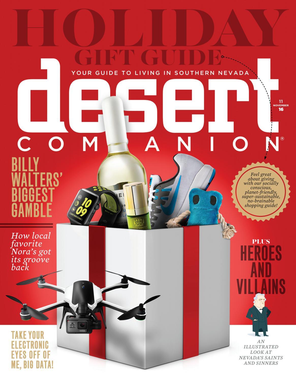 online store 80eb7 55cad Desert companion - November 2016 by Nevada Public Radio - issuu