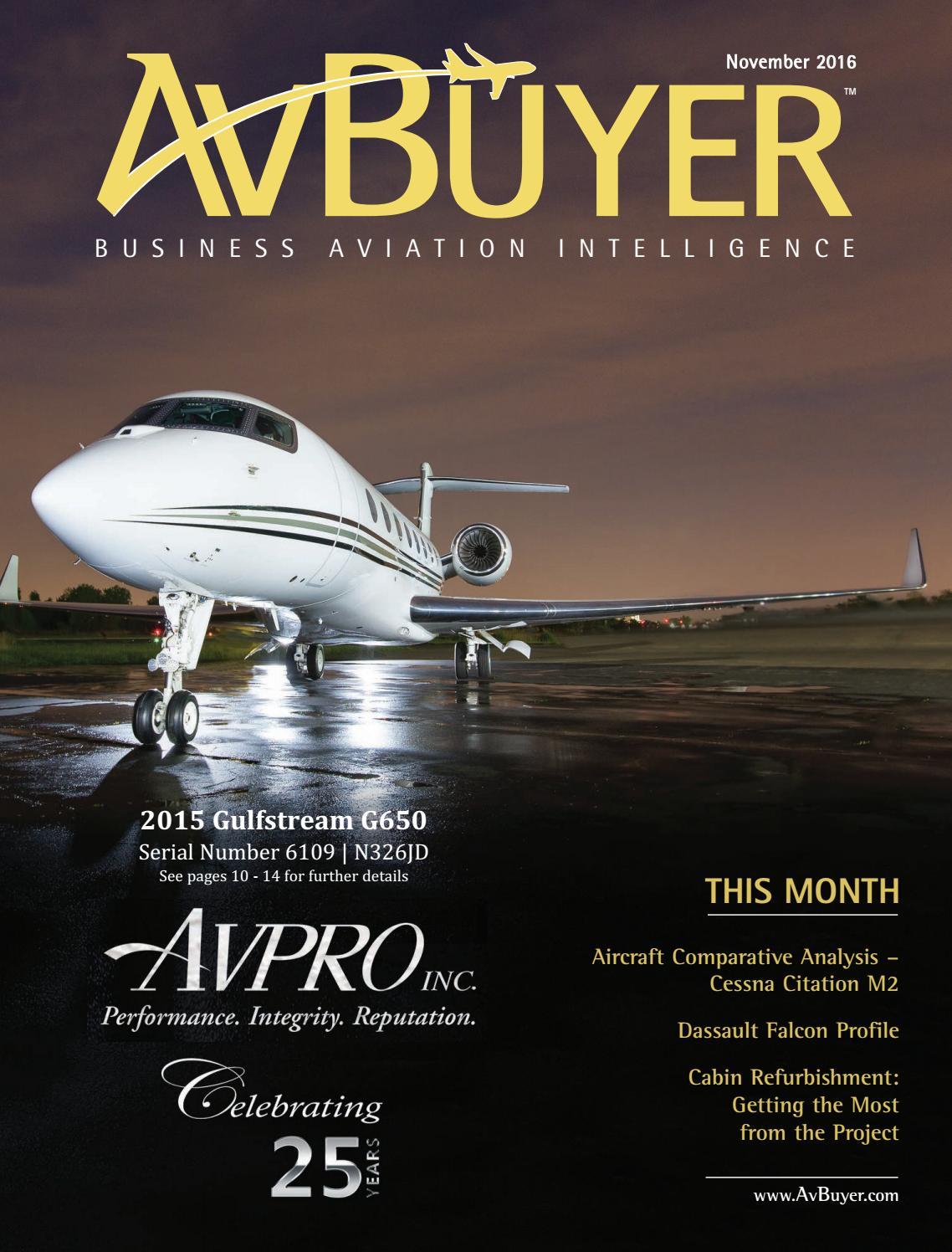 Avbuyer Magazine November 2016 By Ltd Issuu Auto Electronic Guidepost Circuit Diagram Measuringandtestcircuit