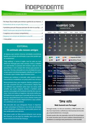 73f54da58f95 Newsletter Independente 29 by Vida Económica - issuu