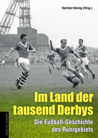 Im Land Der Tausend Derbys Leseprobe By Verlag Die