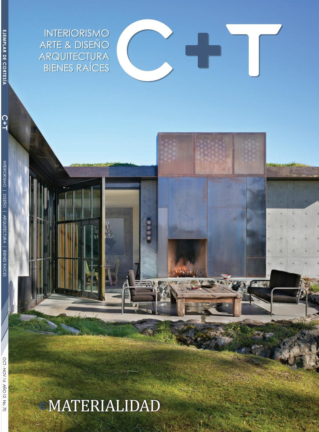 C+T Edición 70 by Casas + Terrenos - issuu