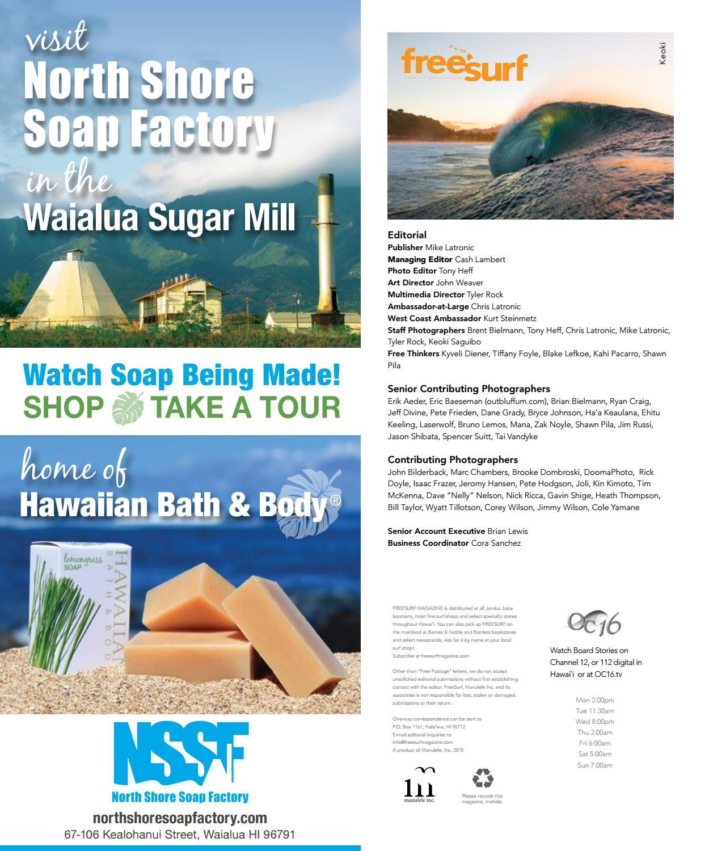 Hawaii isaac and kurt