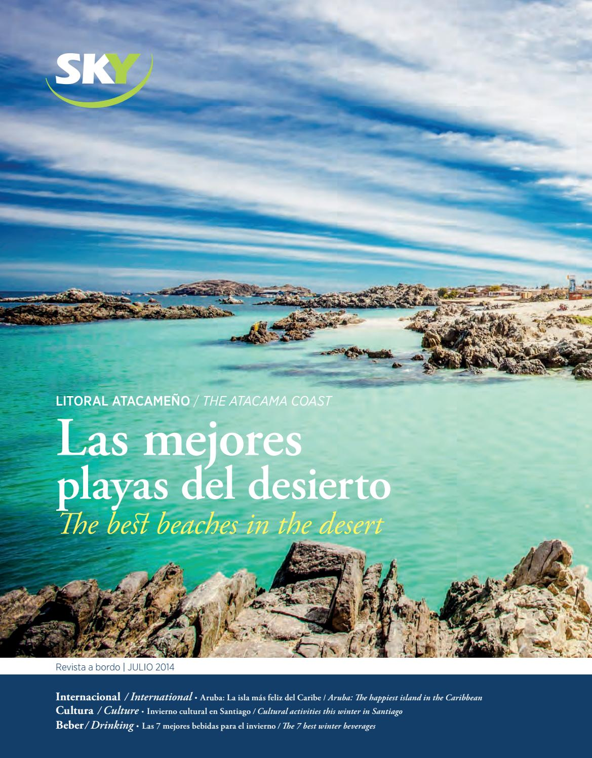 nº32 sky julio 2014 by revista sky airline issuu