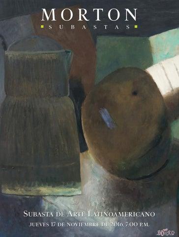 Subasta de Arte Latinoamericano by Morton Subastas - issuu 185a042383a