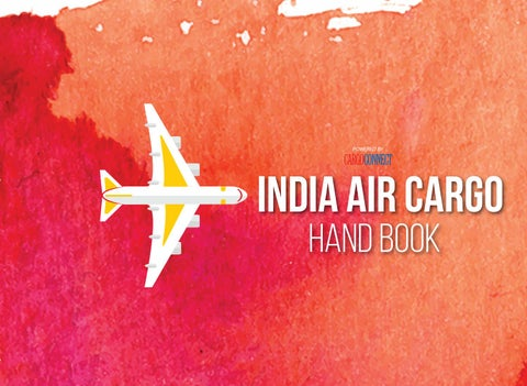Air Cargo Handbook 2016 by Surecom Media - issuu