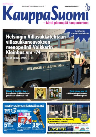finest selection 03031 5fc78 KauppaSuomi 44 2016 (K-P) by KauppaSuomi - issuu