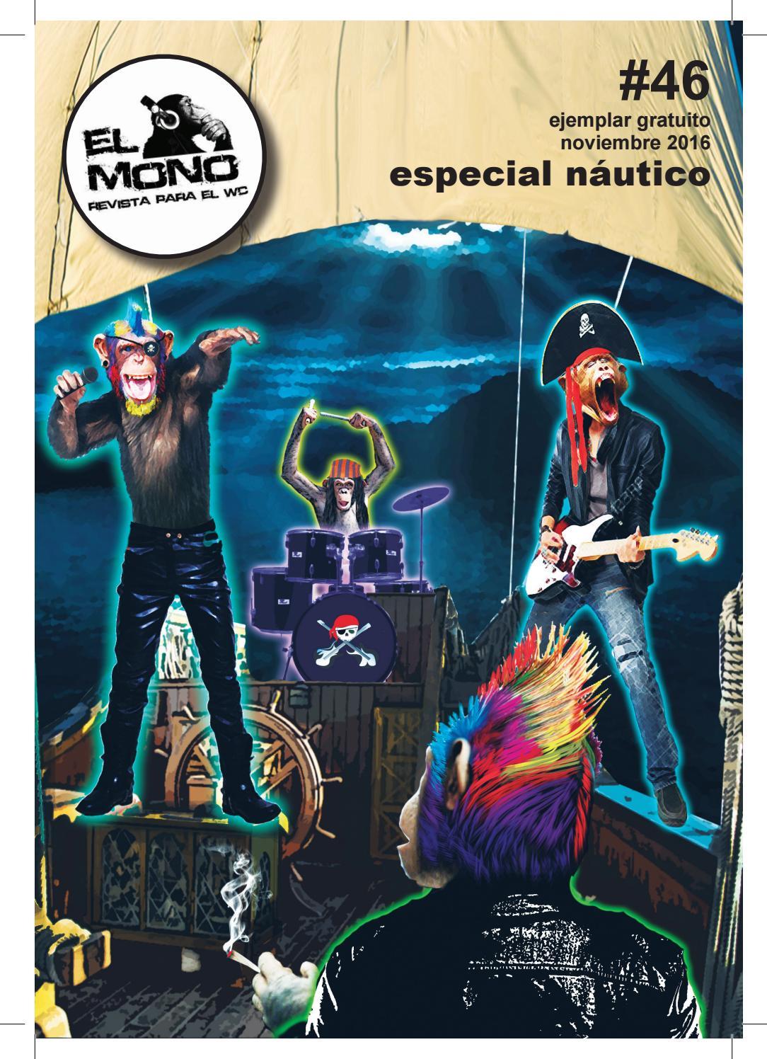 EL MONO #46 ESPECIAL NÁUTICO by revistaelmono - issuu