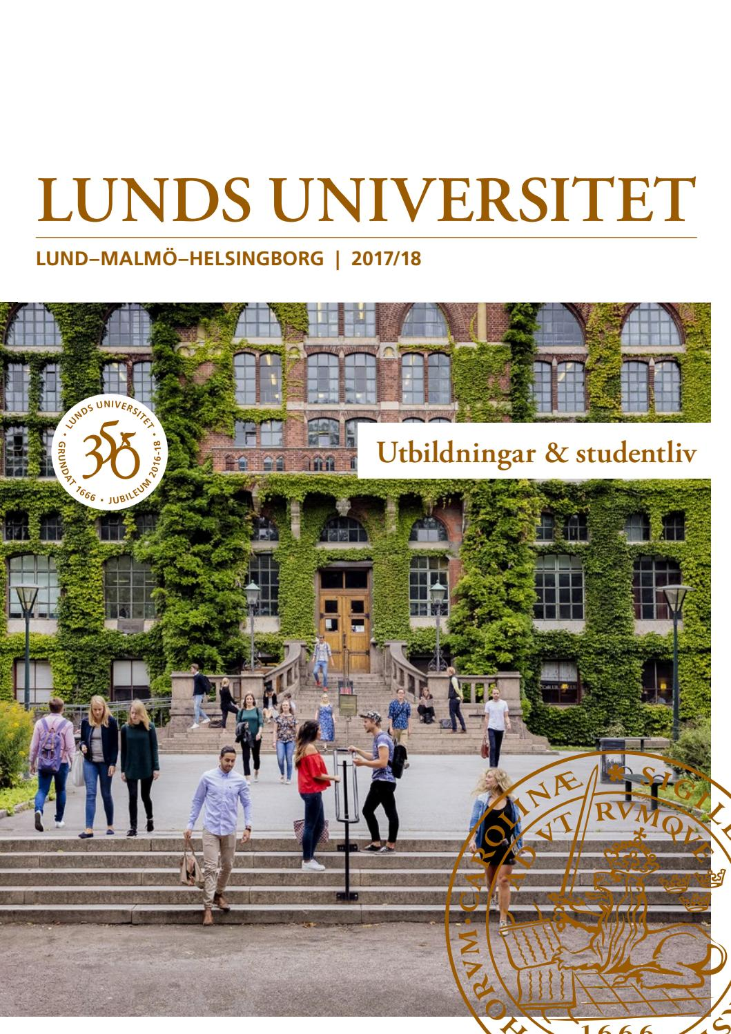 Uran borta fran lunds universitet