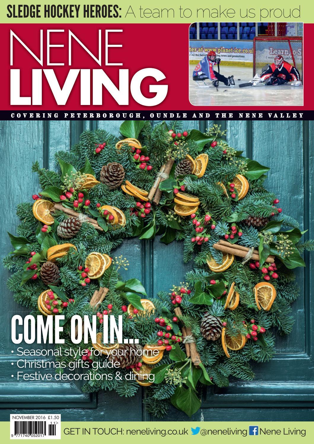 Nene Living November 2016 by Best Local Living - issuu