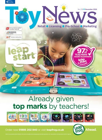 9bcadbd13 ToyNews 178 November 2016 by Future PLC - issuu