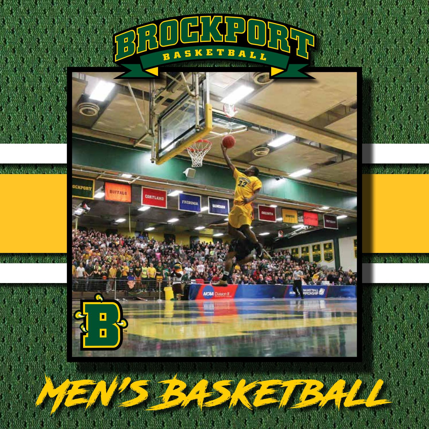 brockport single guys Men's sports baseball basketball cross country  single down the left field line  brockport's lone run came in the sixth on a tom kretzler two-out single,.