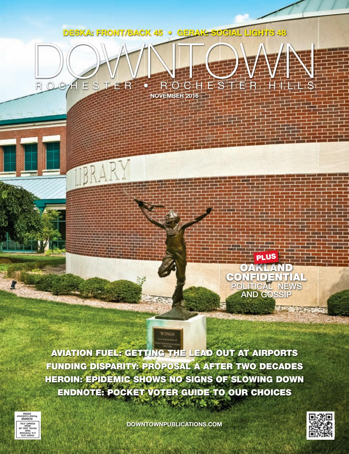 Rochester/Rochester Hills by Downtown Publications Inc. - issuu