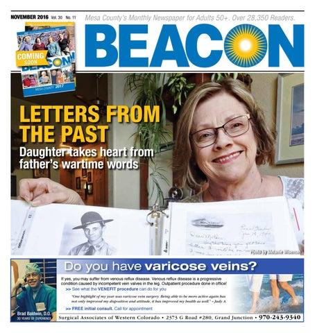 f9c28af2d19 BEACON November 2016 by BEACON Senior Newspaper - issuu
