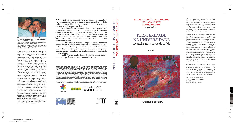 Perplexidade na universidade  vivências nos cursos de saúde by vepopsus -  issuu 7ae5873bd6378