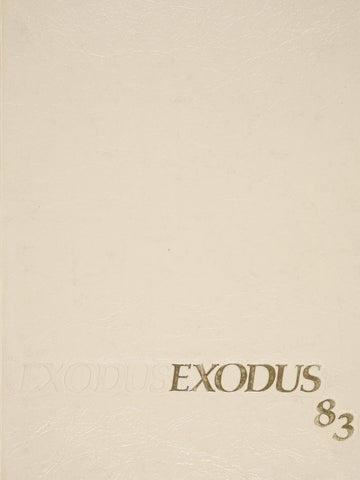 d66a12012 Exodus 1983 (Yearbook) by Rhode Island College: Digitial Initiatives ...