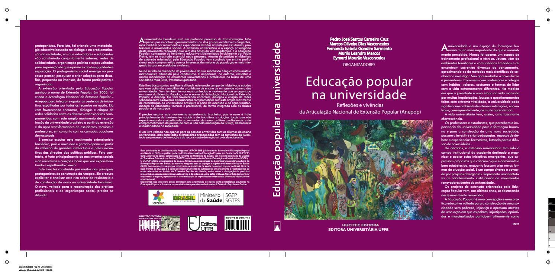 04757e09df8cd Educação popular na universidade by vepopsus - issuu