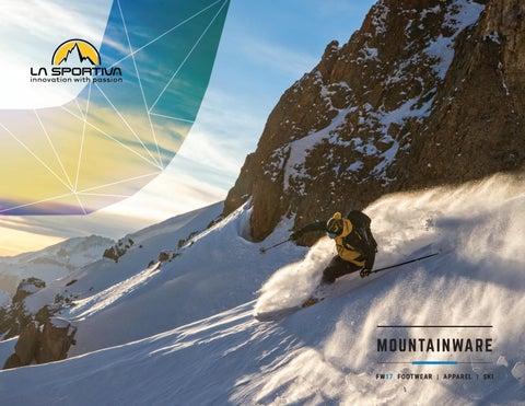 52c6b38959ac La Sportiva Fall Winter 2017 Workbook by La Sportiva N.A. - issuu