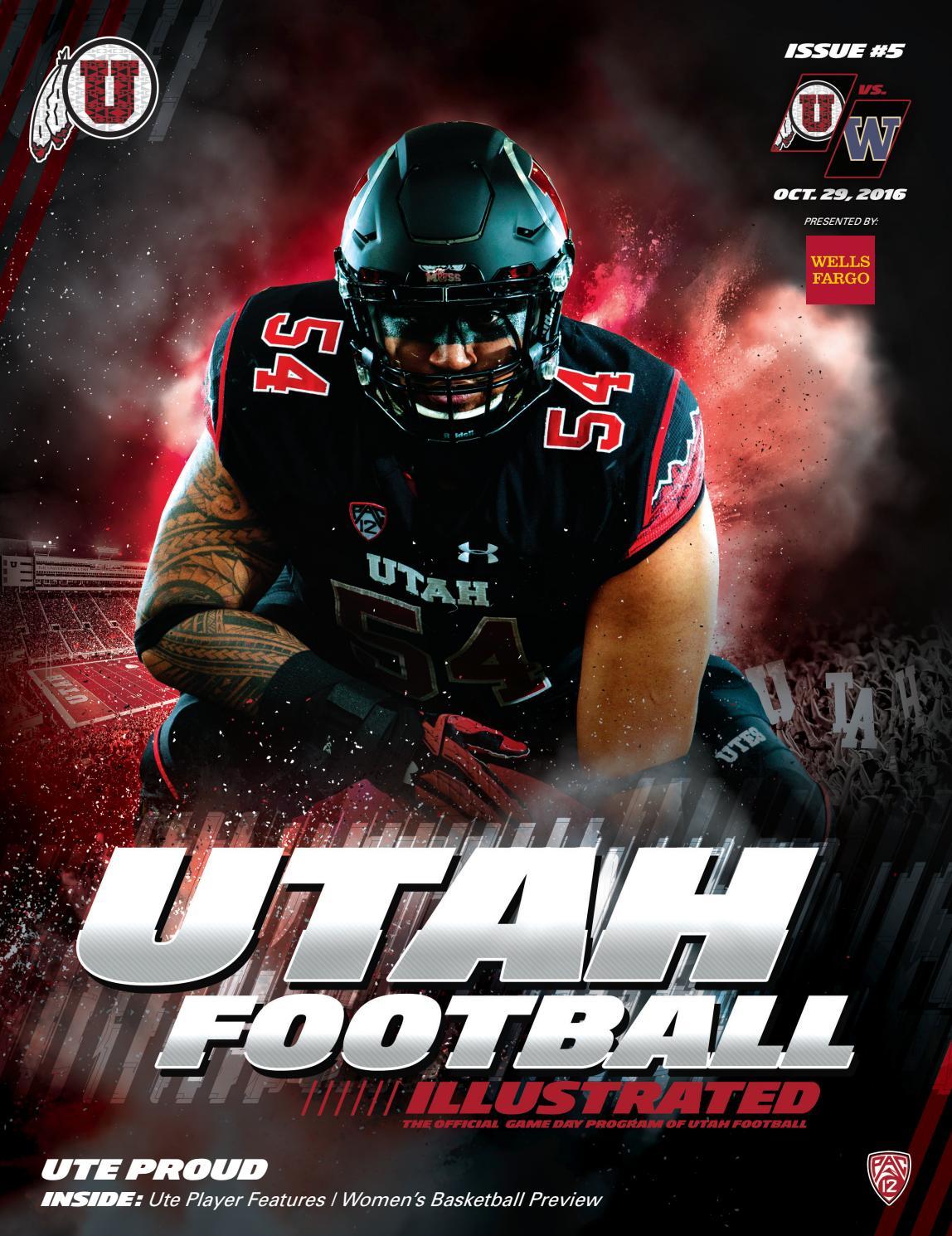 Utah Football vs. Washington by Mills Publishing Sports - issuu 505f7bea1